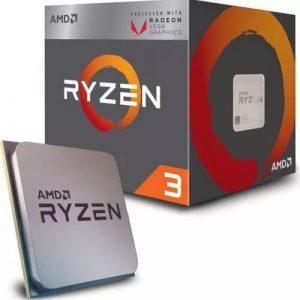 Procesador AMD Ryzen 3 2200G Caja YD2200CBOX