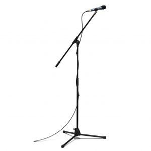 Micrófono con Pedestal Sennheiser EPACK E835