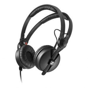 Audifonos Sennheiser HD25 color negro