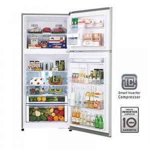 Refrigerador de 17 pies cúbicos c/dispensador de agua MARCA LG