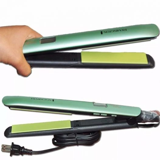 Plancha para cabello de aguacate Remington