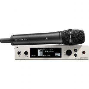 Micrófono de mano Sennheiser EW500 G4-945 AW+ inálambrico  88MHz 32 canales