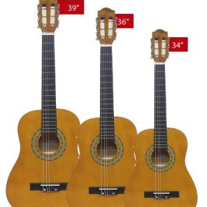 Guitarra Classica Valenciana 36'' Yamaha C/ Funda
