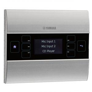 Panel de control digital para sistemas MTX y MRX  YAMAHA MCP1  color cromo
