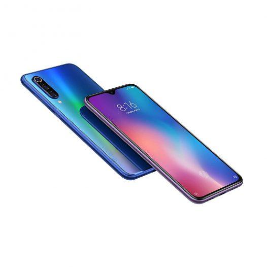 """Celular Xiaomi Mi9 SE 6GB RAM 64GB 5.97"""" Color Azul Dual SIM Global Version"""