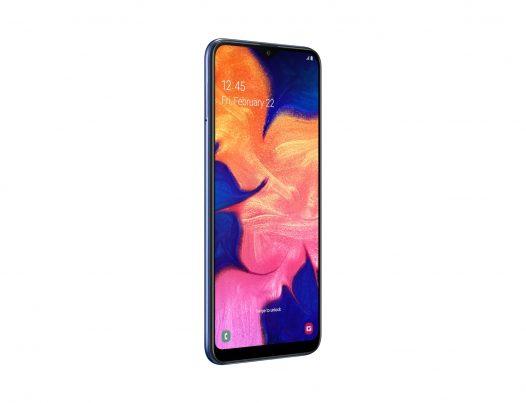 Celular Samsung A10 2GB RAM 32GB 6.2″ Color Azul Dual SIM