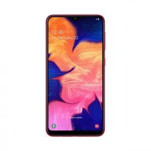 Celular Samsung A10 2GB RAM 32GB 6.2″ Color Rojo Dual SIM