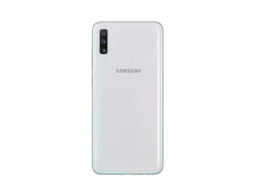 Celular Samsung A70 6GB RAM 128GB 6.7″ Color Blanco Dual SIM
