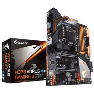 Motherboard Gigabyte Aorus H370 Gaming 3