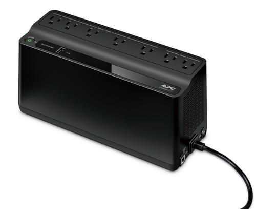 UPS APC 600VA, VE600M1, 7 Salidas, Puerto USB