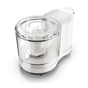 Procesador de Alimentos Black & Decker Color Blanco