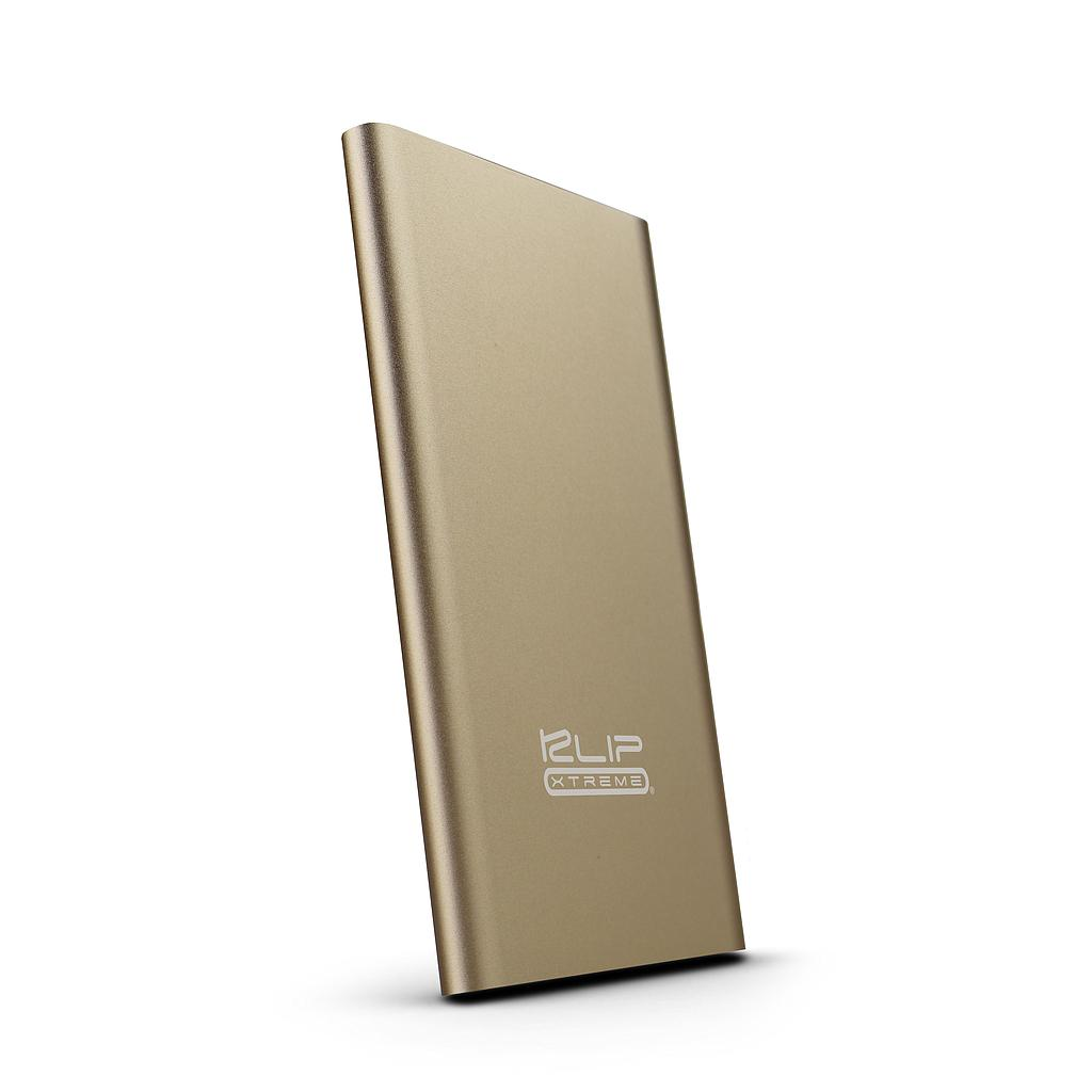Powerbank Klip Xtreme Enox 5000mAh Color Dorado
