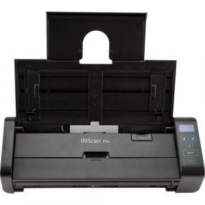 Escaner IRIScan Pro5 con ADF 20 originales Dúplex