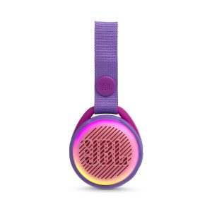 Bocina Bluetooth JBL JR POP Bluetooth 3W Color Purpura Luces LED Colores