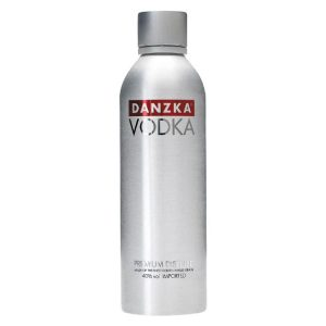 Botella de Vodka Danes Danzka Original
