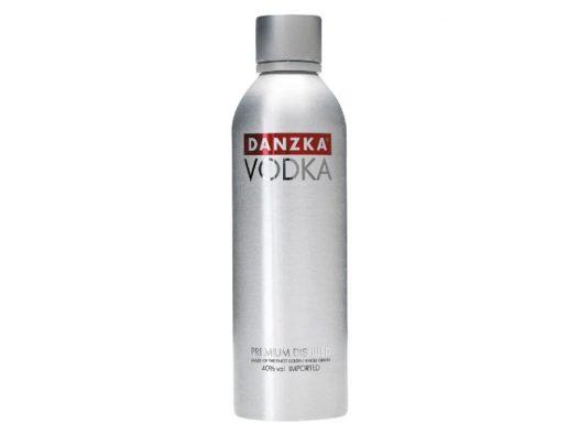Botella de Vodka Danes Danzka Original