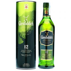 Whisky Escoces Glenfiddich 12 años