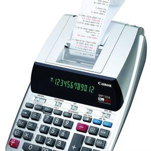 Calculadora con Impresión Canon MP-11DX