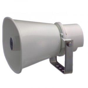 Bocina tipo trompeta TOA SC-615 color hueso