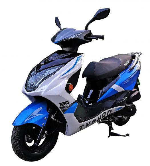Moto Movesa pazola Typhon 150cc