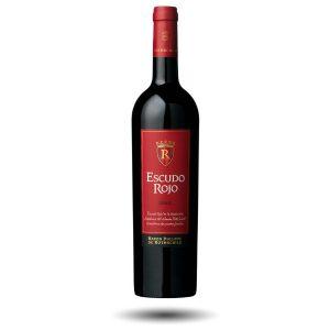 Vino Tinto Chileno Escudo Rojo Blend