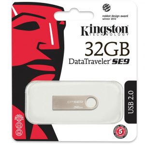 Memoria USB Kingston DataTraveler SE9 G2 32GB