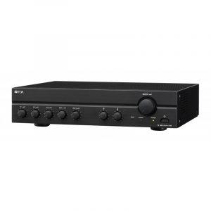 Amplificador y mixer profesional TOA A-2120L color negro