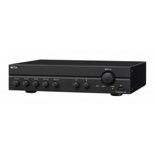 Amplificador y mixer profesional TOA A-2240L color negro