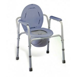 Baño portátil ajustable de altura Marca Medical Care
