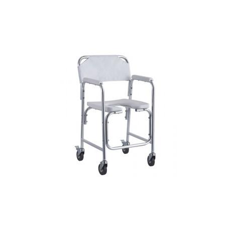 Baño portatil con ruedas Marca Medical Care