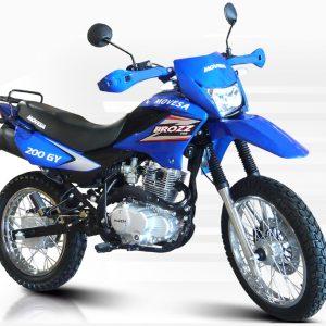 Moto Movesa Brozz 200cc