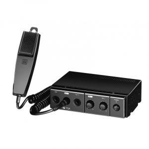 Amplificador para vehiculos TOA CA-130 color negro