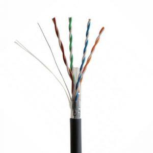 Conectores para Cable de Red Rj45 Para Cable Cat6E 1 unidad