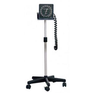 Medidor de presión con soporte y base Marca Medical Care