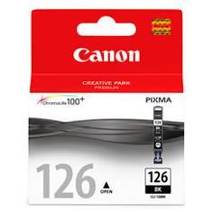 Cartucho de Tinta Canon CLI-126 Color Negro