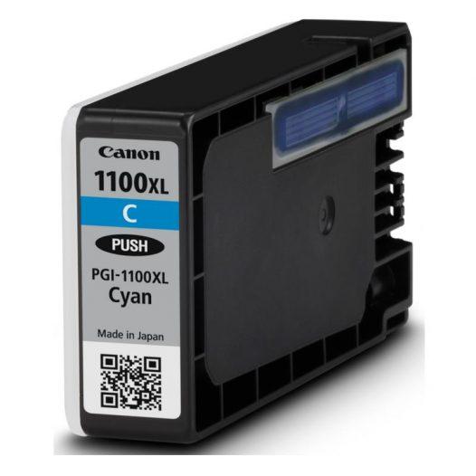 Cartucho de tinta Canon PGI-1100 XL Color Cian para MB2010