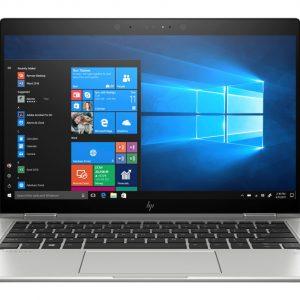 "Laptop HP EliteBook x360 1040 G5 i5-7200U 8GB RAM 1TB 14"" Win10 Pro Color Gris Plata"