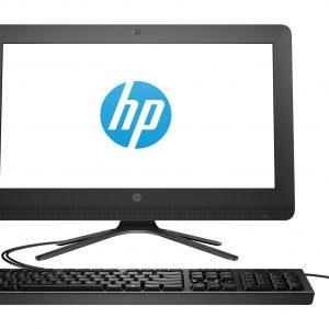 """Computadora de Escritorio HP 20-c303la AiO Pentium 19.5"""" 4GB RAM 1TB Color Negro"""