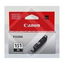 Cartucho de tinta Canon CLI-151BK Color Negro