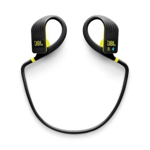 Auriculares Bluetooth JBL Endurance Dive Negro con Amarillo