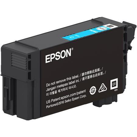 Cartucho para Plotter Epson UltraChrome XD2 INK  de 5O ML Color Cian