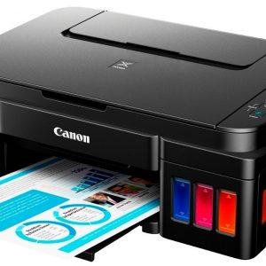 Impresora Multifuncional Canon Pixma G2100 de Sistema Continuo