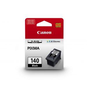 Cartucho de Tinta Canon PG-140 Color Negro