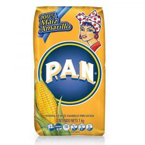 Harina PAN Maíz Amarillo 2 Libras (1 KG)
