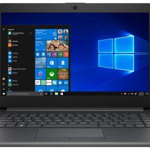 "Laptop HP 14-cm1023la AMD Ryzen 3-3200U 4GB RAM 128GB SSD 14"" Windows 10 Home Color Gris/Negro"