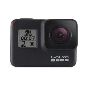 Camara de Acción Go Pro 7 Hero Black 12 Mgpxl Grabación en 4K