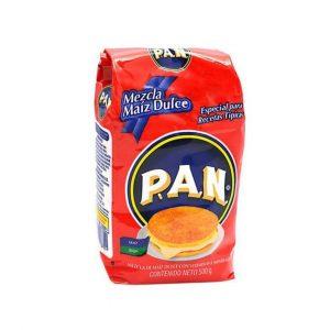 Harina PAN Mezcla Maíz Dulce 1 Libra (500gr)