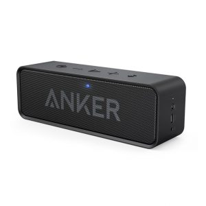 Bocina Bluetooth marca Anker Soundcore 6W Color Negro
