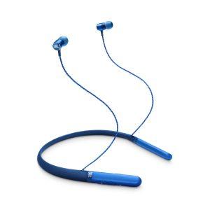 Audífonos Bluetooth In-Ear JBL Live 200BT Color Azul