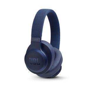 Audífonos Bluetooh con Diadema JBL Live 500BT Color Azul